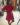 robe-droite-gaze-de-coton-rose-fuschia